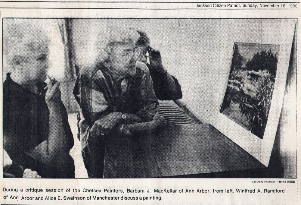 Critique in 1986