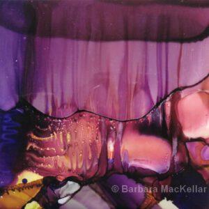Ink Painting | Barbara MacKellar