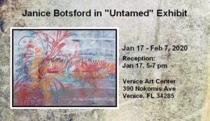 Janice Botsford in Untamed