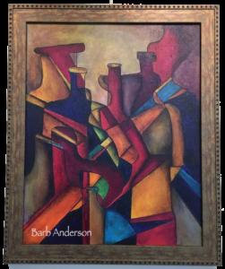 Renaissance | Acrylic | Barb Anderson