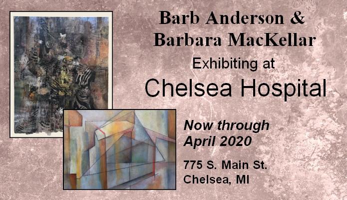 Barb Anderson & Barbara MacKellar Exhibit