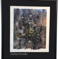 Where the Wild Ones Roam 1 | Mixed Media | Barbara MacKellar