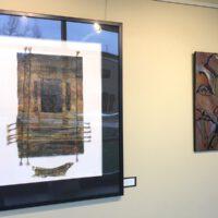 Barbara MacKellar & Barb Anderson Paintings