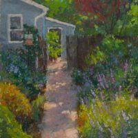 Chelsea Garden | Pastel | Ed Kennedy