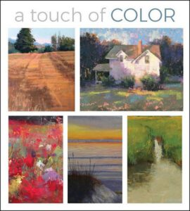 Touch of Color Postcard