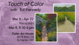 Touch of Color Exhibit