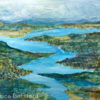 "Exploring Pure Michigan | 30 x 40"" | $750 | Janice Botsford"