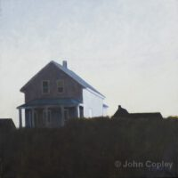 Silhouettes | Acrylic | John Copley