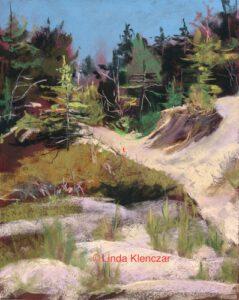 "Glorious | Pastel | 20 x 16"" | $500 | Linda Klenczar"