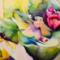 Cabbage on 5th | Watercolor | Carol Evert