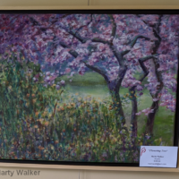 Flowering Tree | Marty Walker