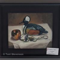 Merganser & Copper | Toni Stevenson