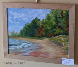 Port Oneida Beach | Mary Beth Day