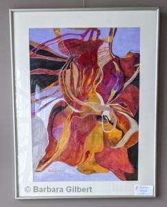 Tropical Orchid | Barbara Gilbert