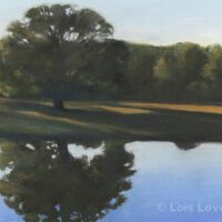 Memory of a Summer Evening | Pastel | 11x14"
