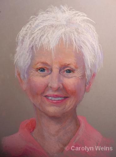 Pastel by Carolyn Weins